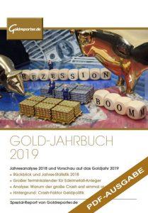 Gold-Jahrbuch 2019 - E-Book (Goldreporter)